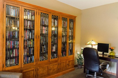 Heritage Monona Senior Living Campus - Resident Library/Office