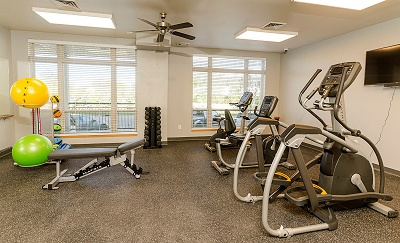 Novation Senior Commons - Fitness Center