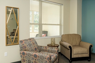 Novation Senior Commons - Community Room