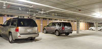Novation Senior Commons - Underground Parking